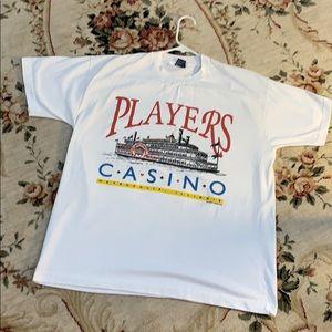 Players Casino T Shirt